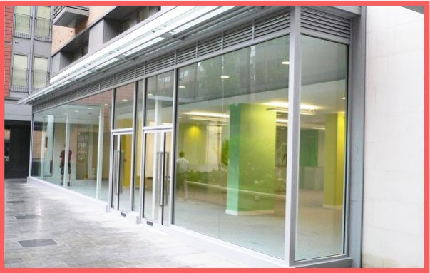 Shopfronts Star Aluminium